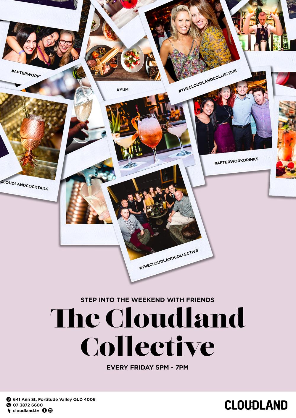 Cloudland Collective Friday