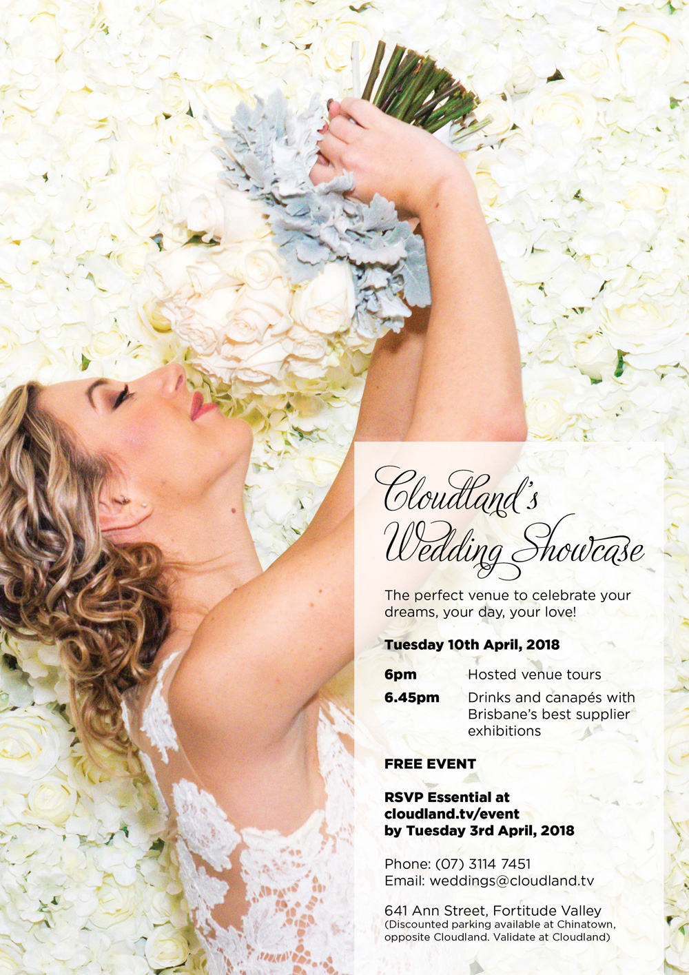 Cloudland Wedding Showcase