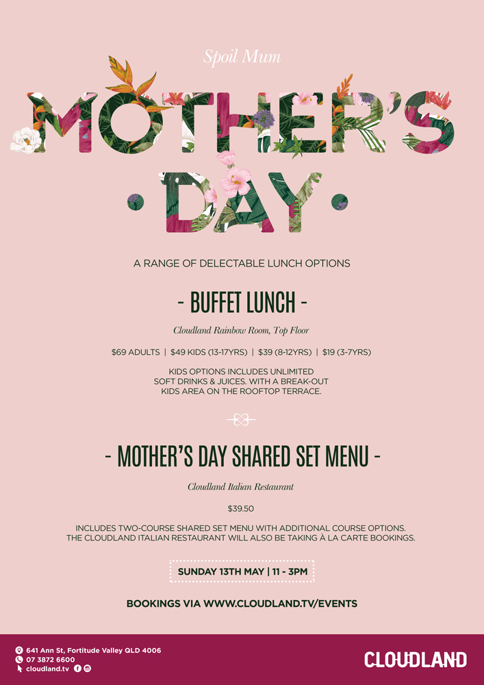 Cloudland Mother's Day