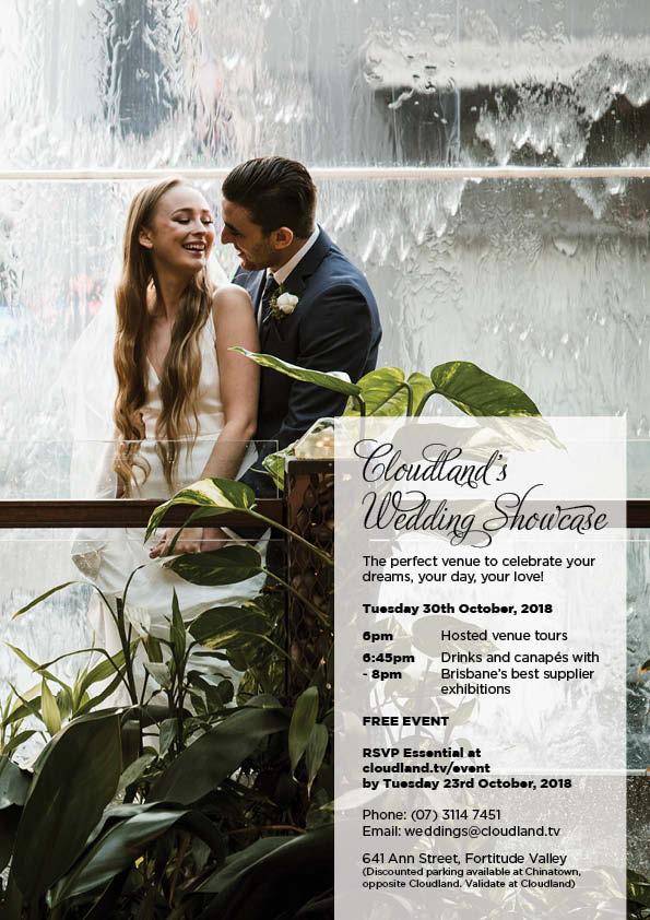Cloudland Wedding Showcase - 2018